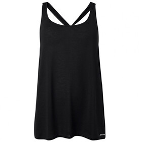 Houdini Rock Steady Singlet Damen rock black